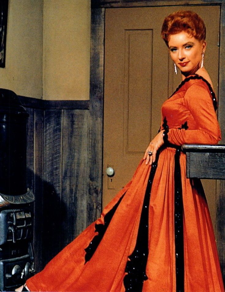 miss kitty costume from gunsmoke | Amanda Blake as Miss