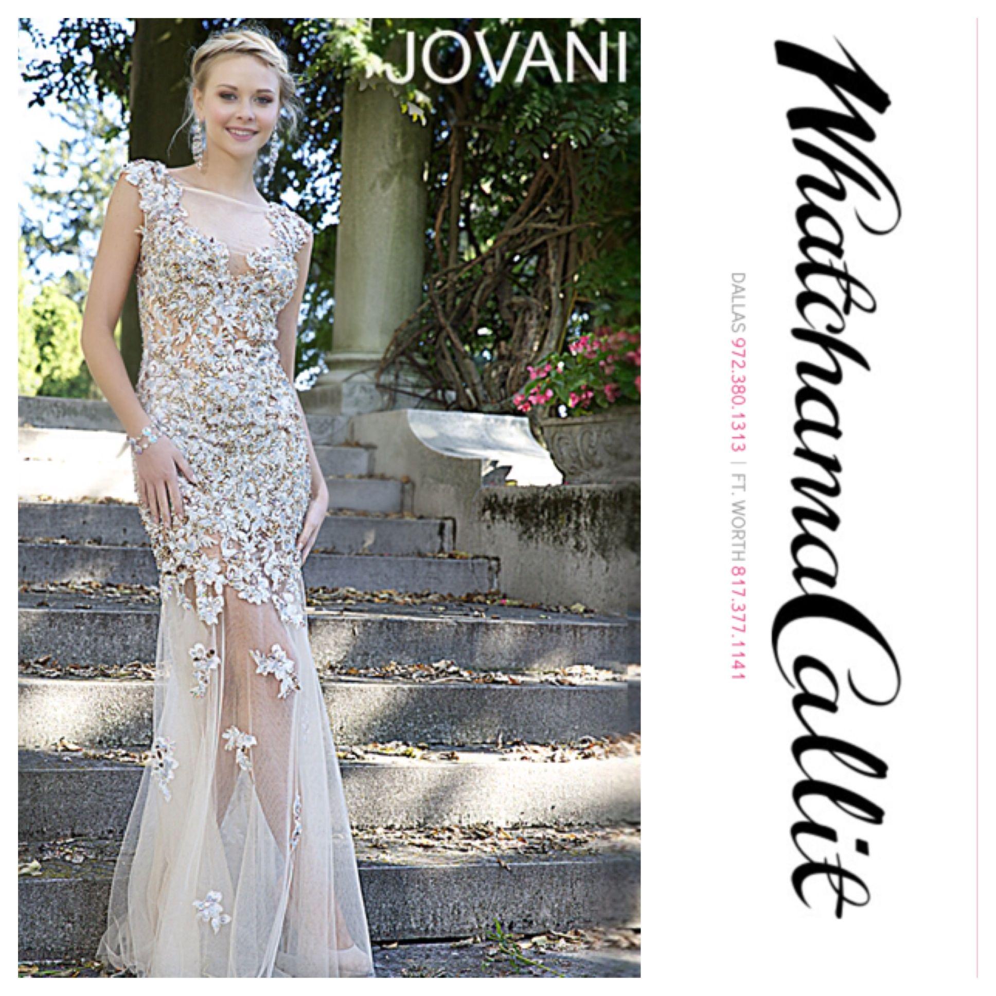 Jovani Prom Dress at Whatchamacallit Boutique #promdress #jovani ...