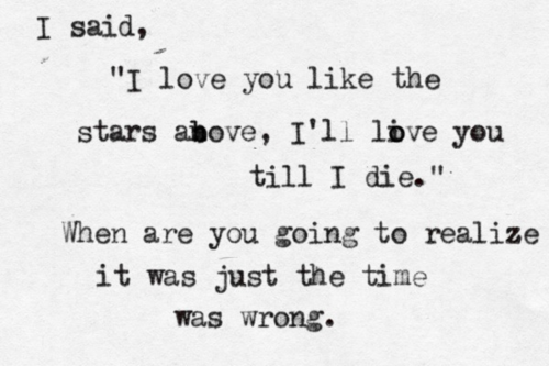 The Killers Romeo Juliet Submitted By Ifdreamstherebetumblr Cool Romeo And Juliet Quotes And Meanings