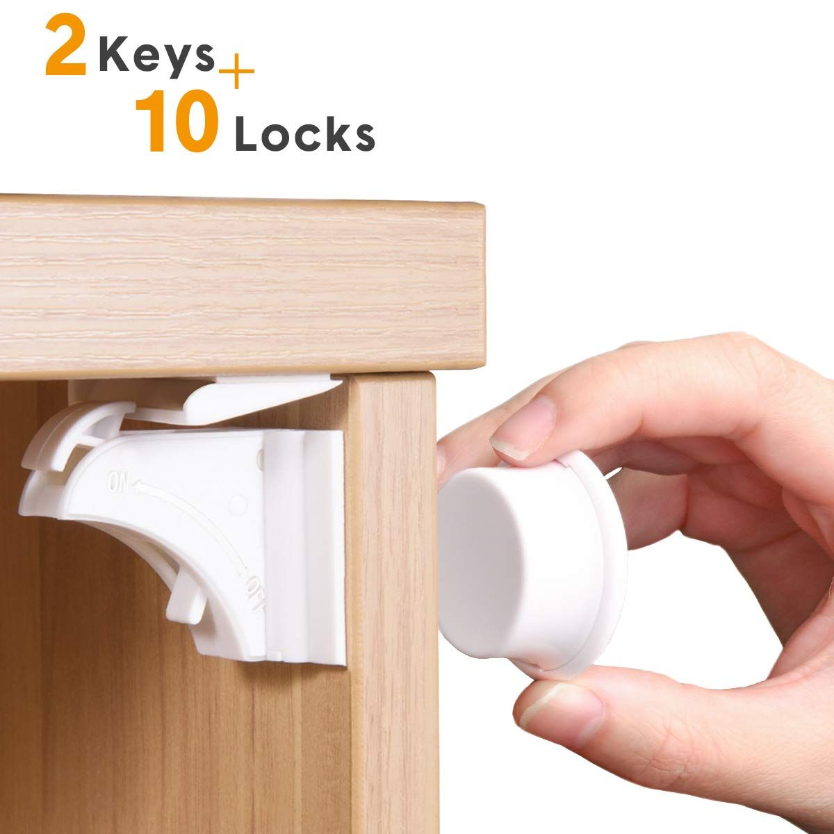 Baby Proofing Child Safety Cabinet Locks By Nanaplums Magnetic Baby Locks For Kitchen Drawers Cupboards And Clos Baby Proofing Child Safety Locks Child Safety