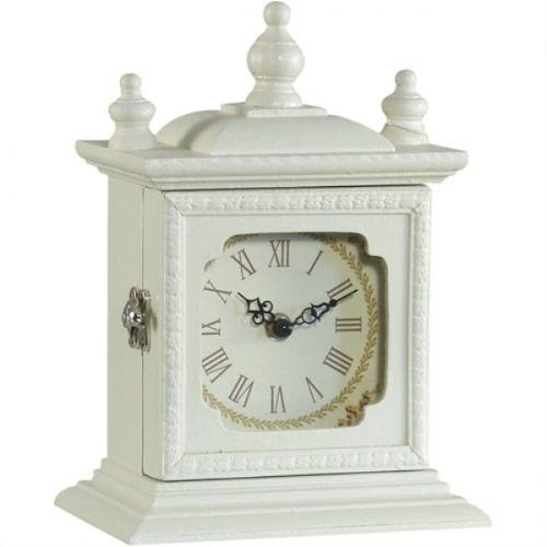 Wooden Carriage Clock | Alan Ward Furniture #guestbedroom #clock