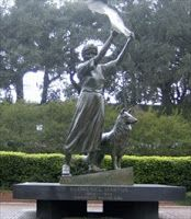 Savannah's Waving Girl, The ghost of a beloved resident.