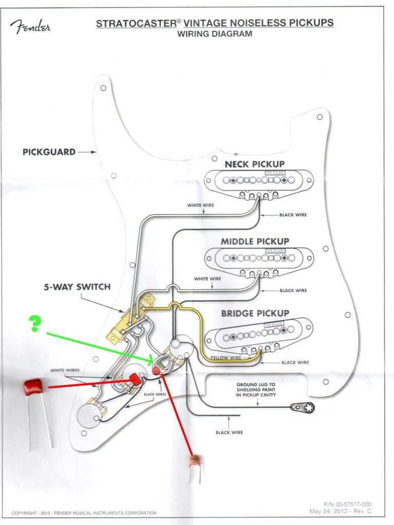 1960s fender stratocaster wiring diagram  international