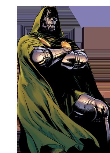 Dr Doom Doom Marvel Universe Marvel