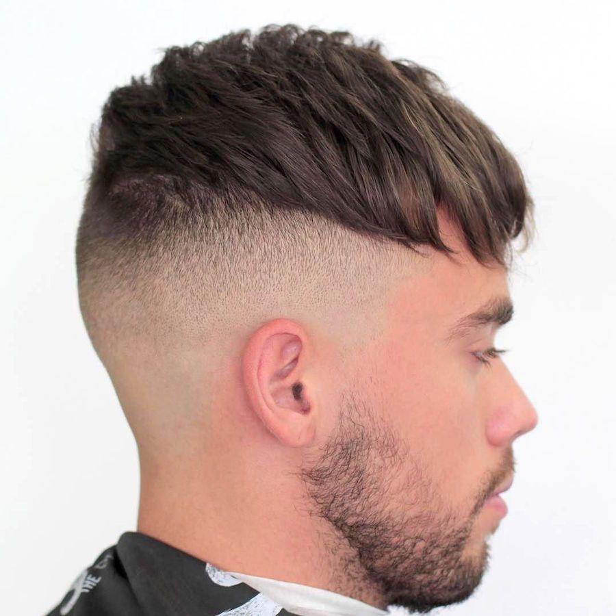 Short top haircut for men top  menus hairstyles u haircuts for men