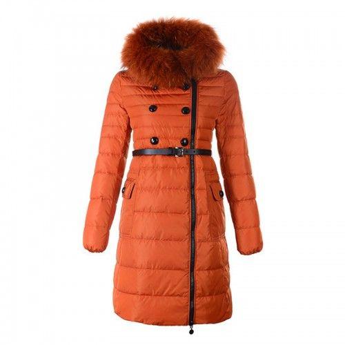 Moncler abrigos para  naranja