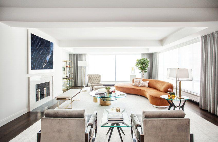Interior Design Styles Mid Century Modern Interiors