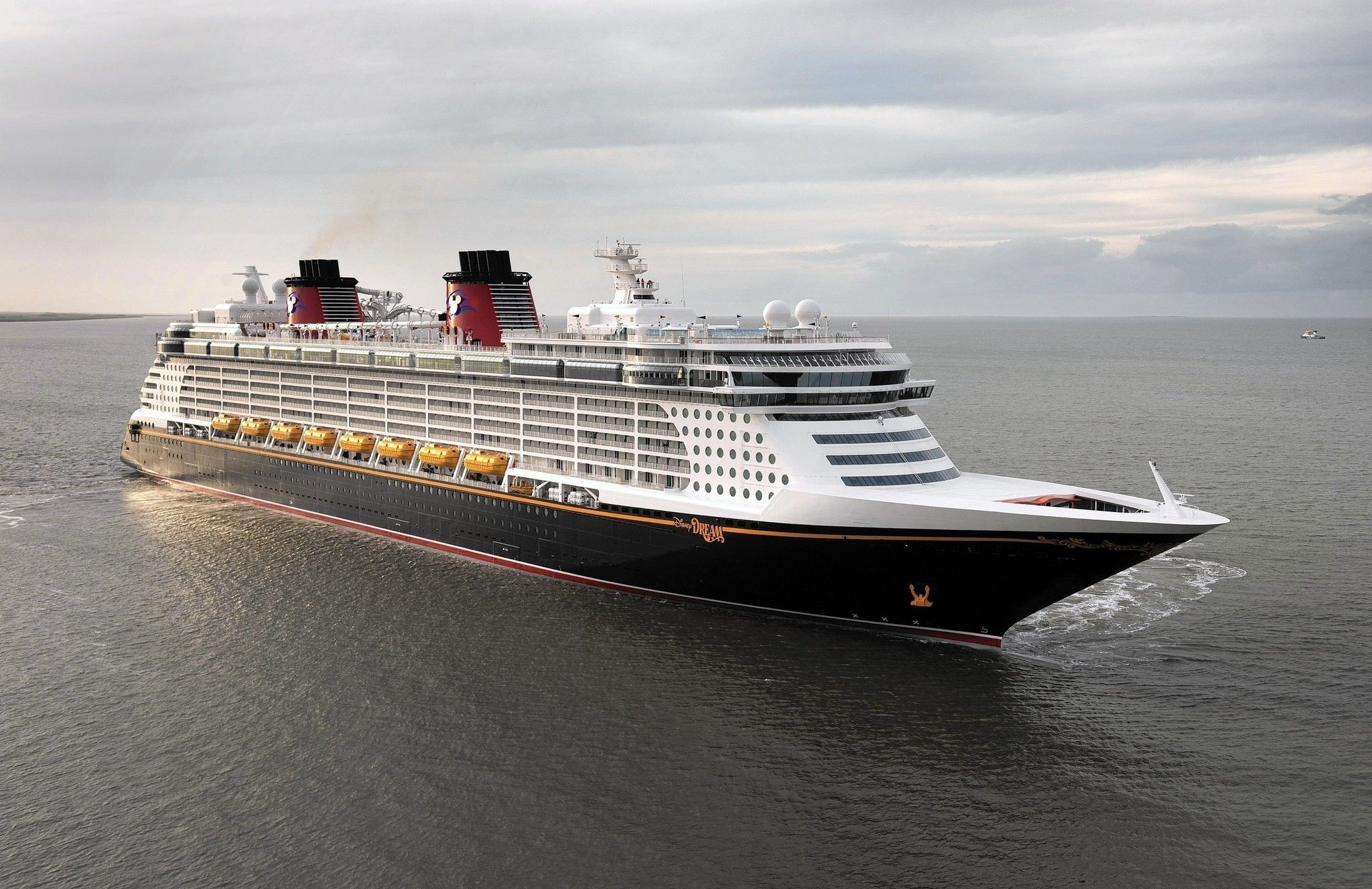 Disney Cruise Line Announced Thursday That It Is Building Two New - Track disney cruise ship