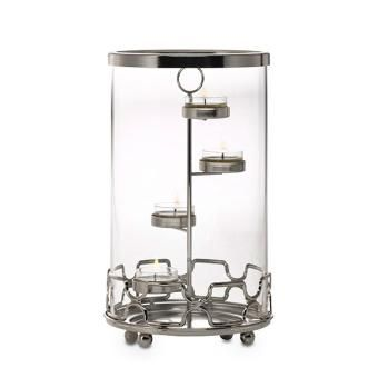 Geo Link Hurricane Partylite Jewelry Stand Quality Candles