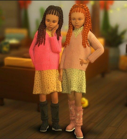 Lookbook Anna & Ayla