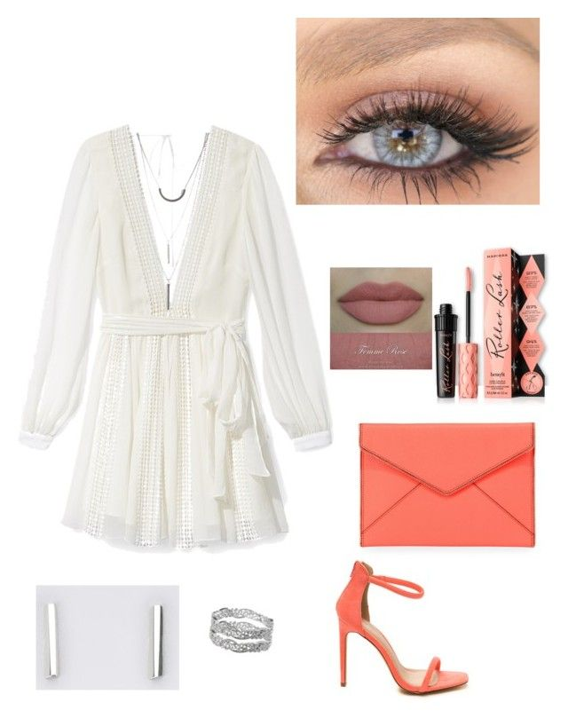 """""""Untitled #76"""" by valerialoman on Polyvore featuring Rebecca Minkoff, Torrid, Avenue and Upper Metal Class"""
