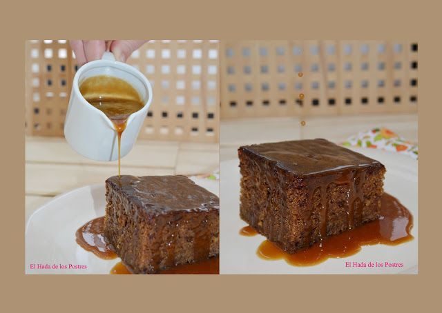 El Hada de los Postres: STICKY TOFFEE