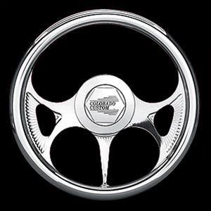 Colorado Custom Precision Billet Wheels Steering Product Details