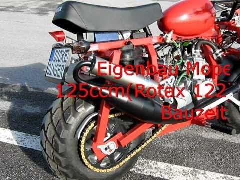 """Eigenbau Moped """"zusammenfassung"""""""