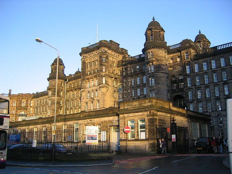 Glasgow Royal Infirmary Wikipedia The Free Encyclopedia Glasgow Glasgow Scotland Nhs Scotland