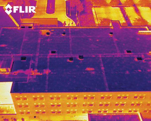 Aerial Thermal Imaging Kits Flir Systems Thermal Imaging Thermal Diy Drone