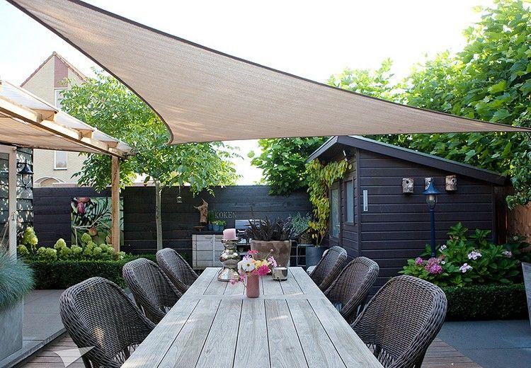 Moderne Terrassenüberdachung - 60 verschiedene Ideen im Überblick ...