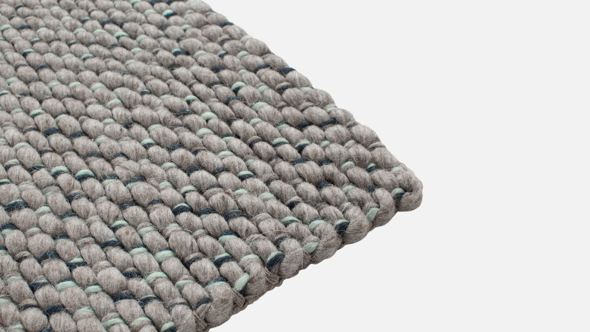 bliss wollteppich grau blau l teppiche. Black Bedroom Furniture Sets. Home Design Ideas