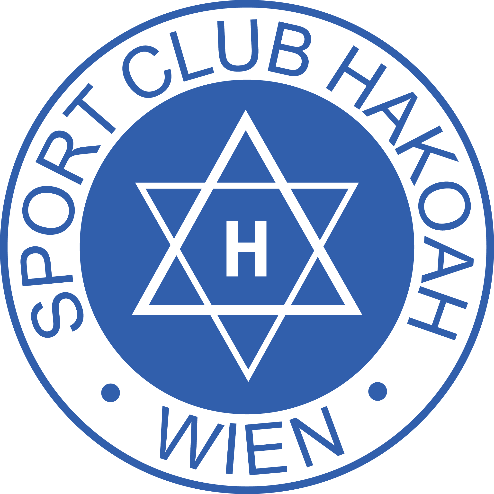 SC Hakoah Wien Logos, Football logo, Football