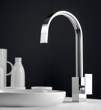 Cool faucet dream home kitchen for Porcelanosa faucets