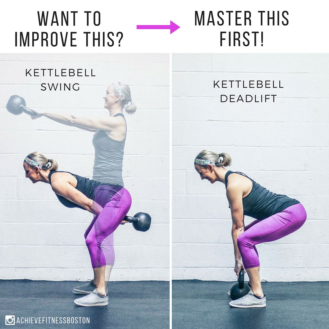 Total Body Workout With 7 Kettlebell Exercises | ejercicio ...