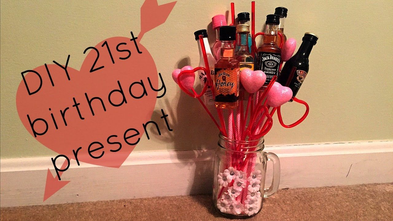 Download 21st Bday Gift Ideas Creative