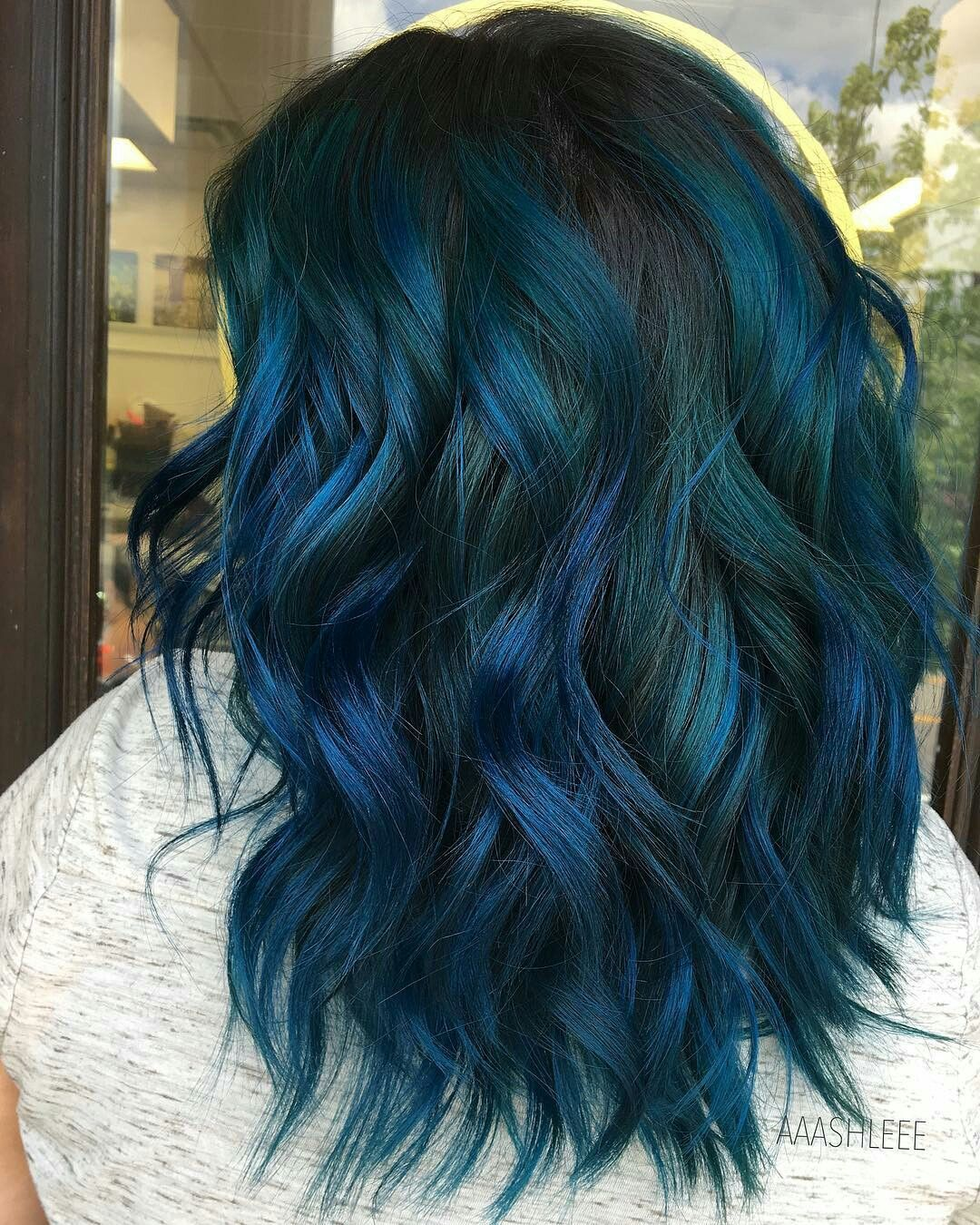 Hair Color Hairstyles Coloredhair Yea Instagram Posts