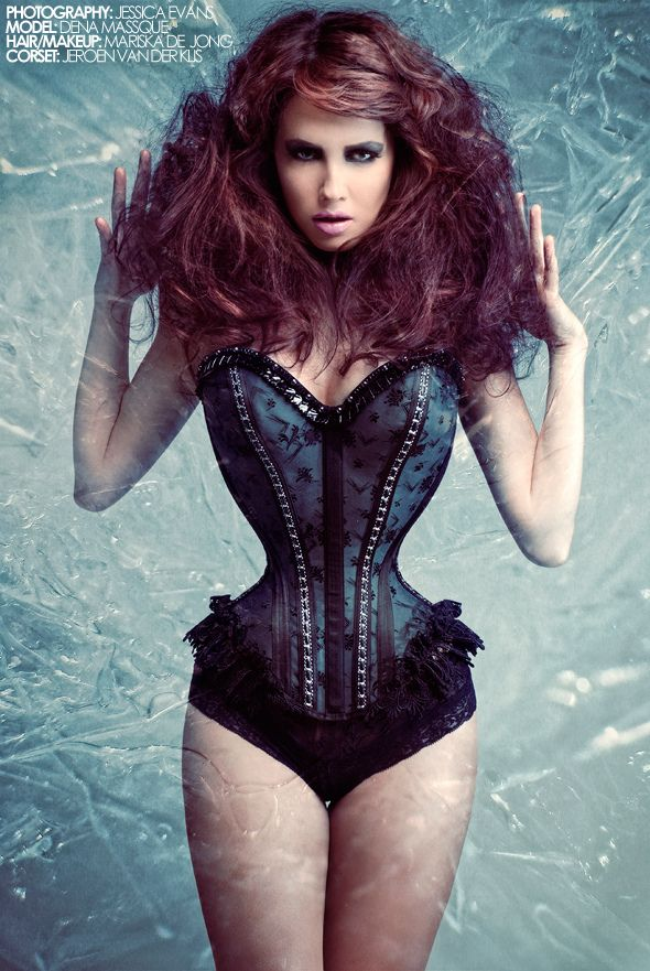 100% quality special sales Buy Authentic Loving her super tiny waist! | Corsets | Corset, Lace tights ...