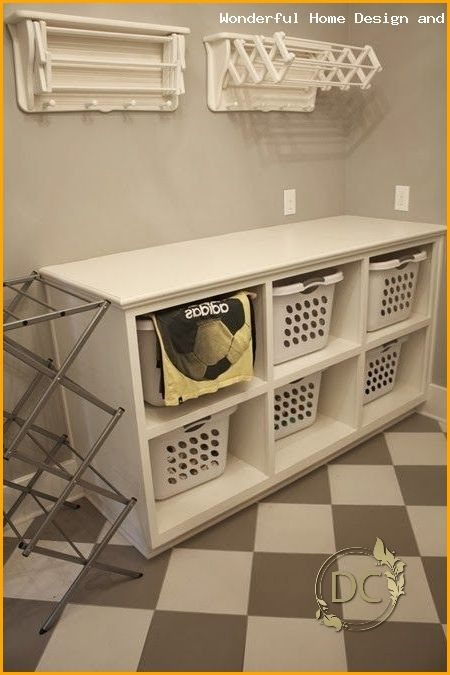 Fabulous Ideas for Your Laundry Room | The VIP Kitchen - Treatment of ...