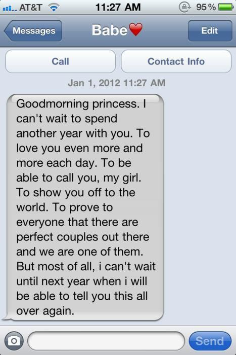 Goodmorning Princess Amazing Boyfriend Quotessweet Boyfriend Textsboyfriend Goalslove Message
