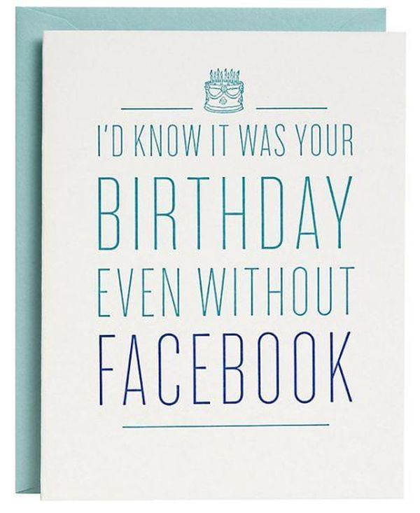 Funny Birthday Cards 19 Pictures