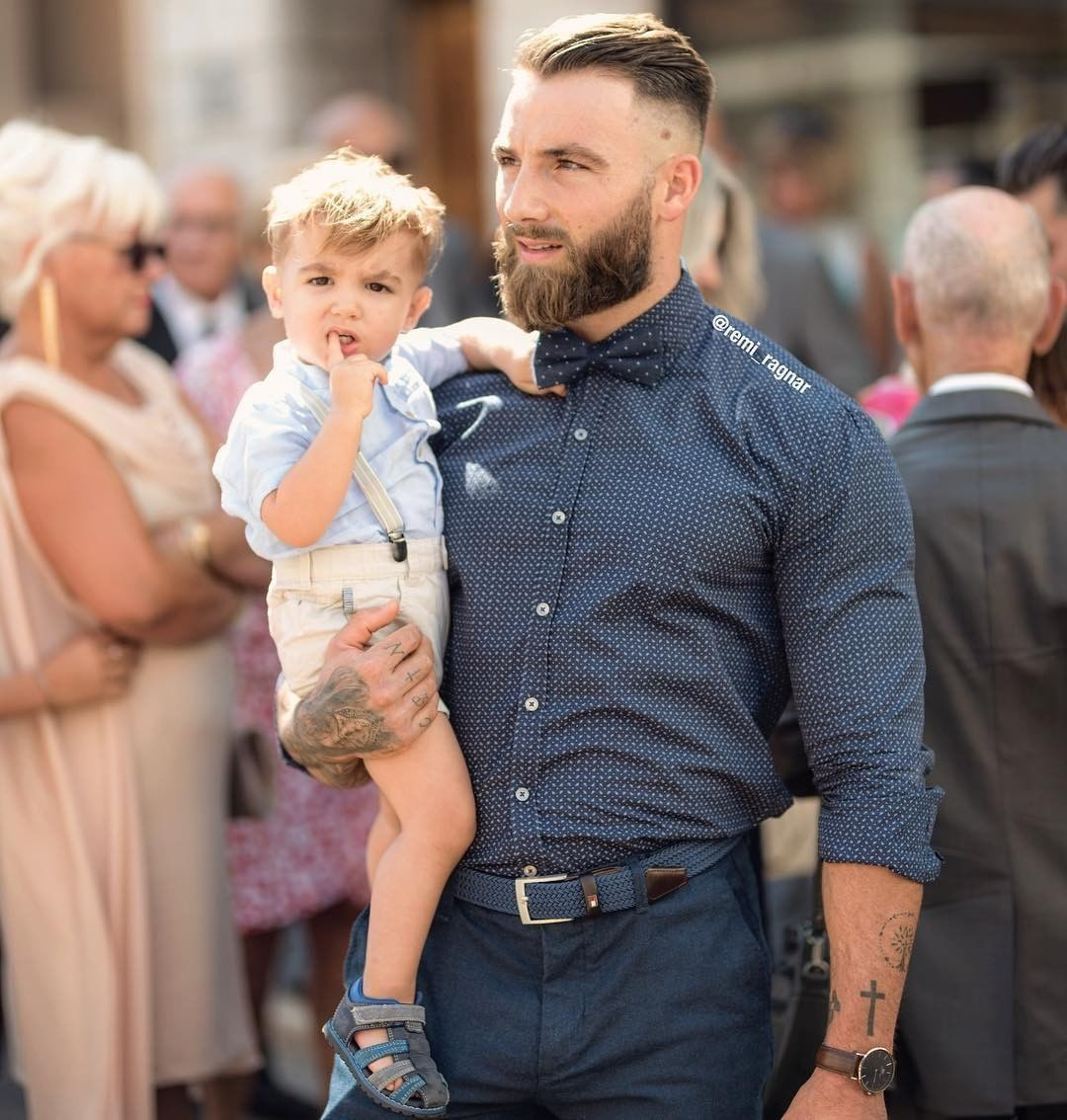 Bearded dads ❤️ Click link at bio @beardsaresexy to be featured.™ Check out our Apparel @Beardsaresexyshop™ www.beardsaresexy.com #beardsaresexy#beard#beards Model: @remi_ragnar