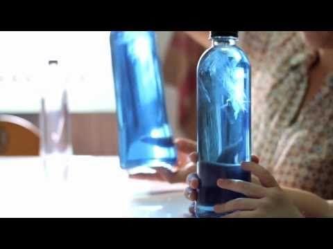 Medusa en una botella