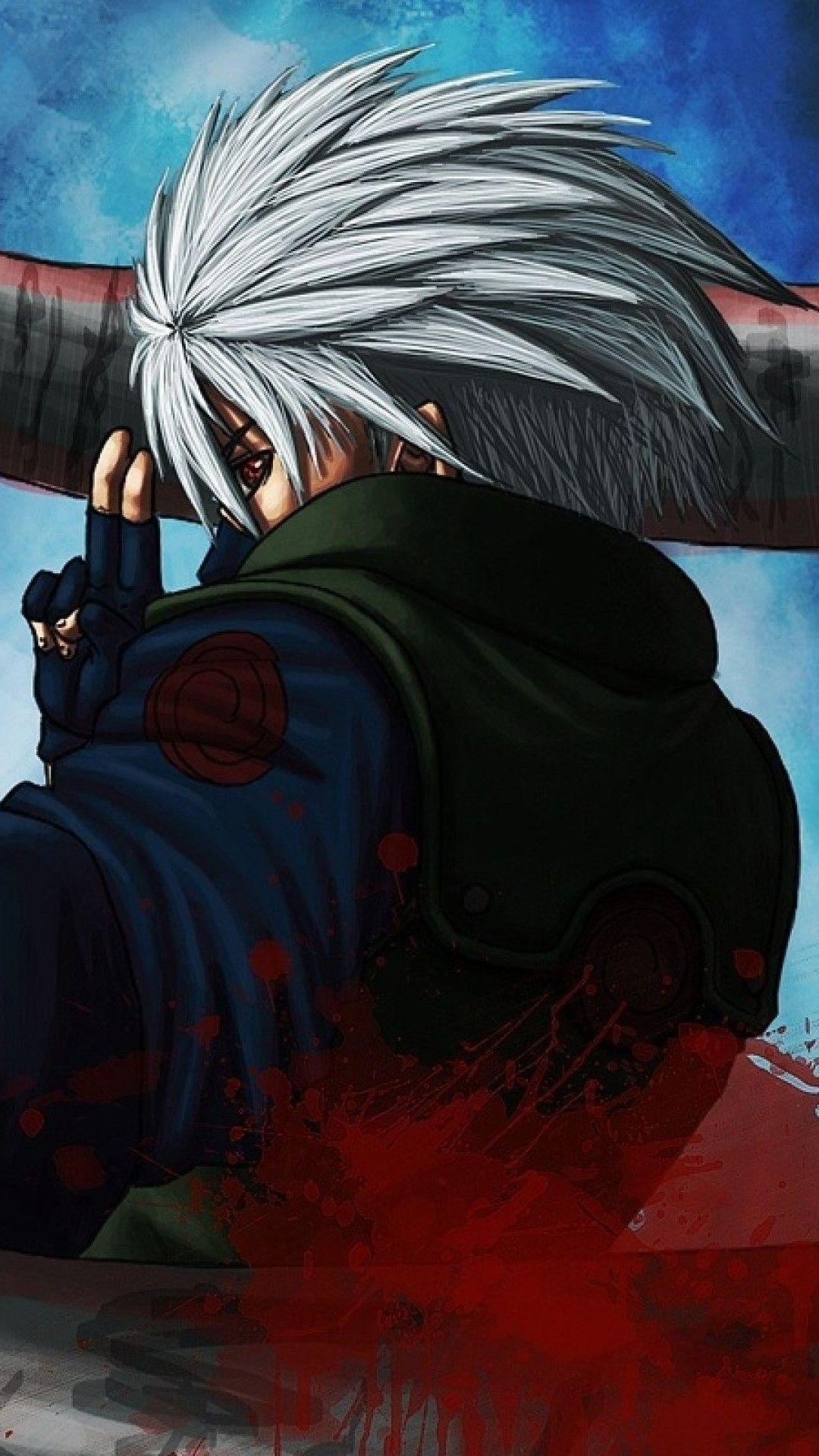 Wallpaper Phone Kakashi Full Hd Com Imagens Personagens De