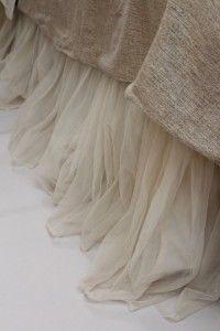 Whisper Bed Skirt Home Decor Pinterest Bedroom Bed And