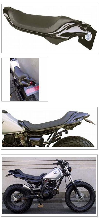 Product details. K & H Abdominal Stretch Gun Fighter A <Semi Order> [S-174A] : Fits:YAMAHA TW225 : YAMAHA TW200 Description:[Semi-Order of Stitch]Mate...