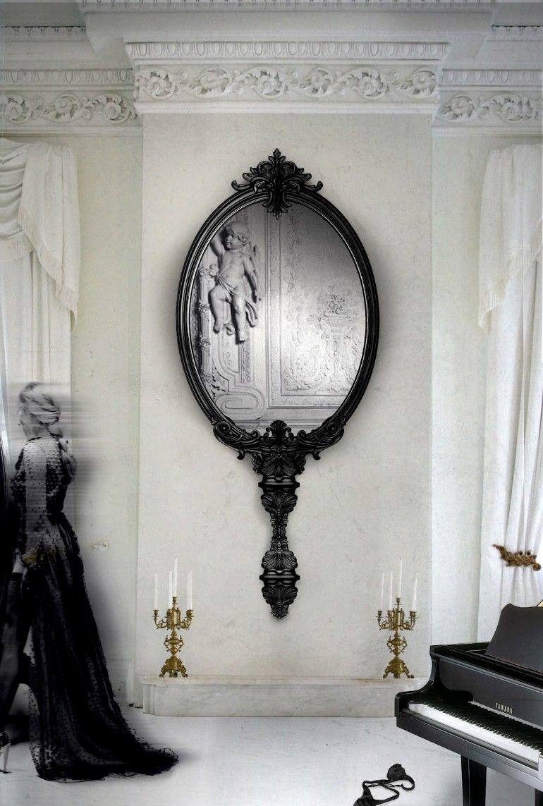 Classical mirror design for classical living rooms   www.bocadolobo.com #bocadolobo #luxuryfurniture #exclusivedesign #interiodesign #designideas #mirrorideas #mirrordesign #mirror