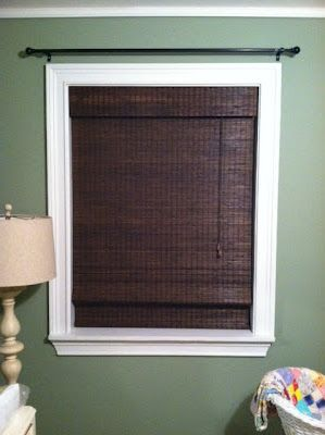 Bamboo Shades Bamboo Blinds Diy Blinds Wooden Window Blinds