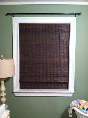 Bamboo Shades Bamboo Blinds Diy Blinds Wooden Window Blinds