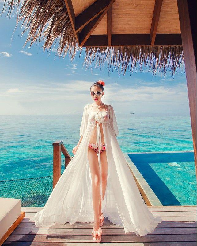 Pin by Eva Pantazi on CLOTHES & TRAVEL | Pinterest | Swimwear and Tunics