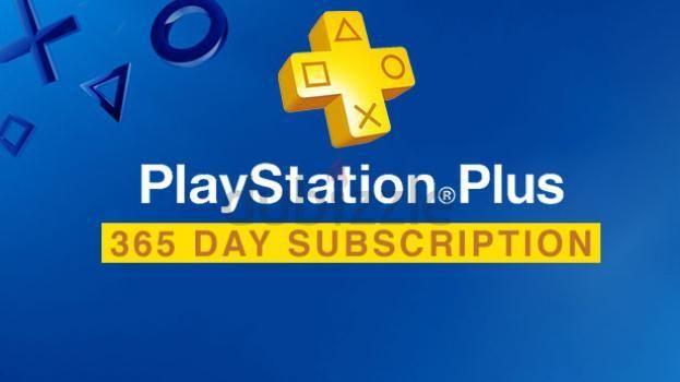 dubizzle Dubai | Sony PlayStation 4: PS PLUS 1 YEAR MEMBERSHIP