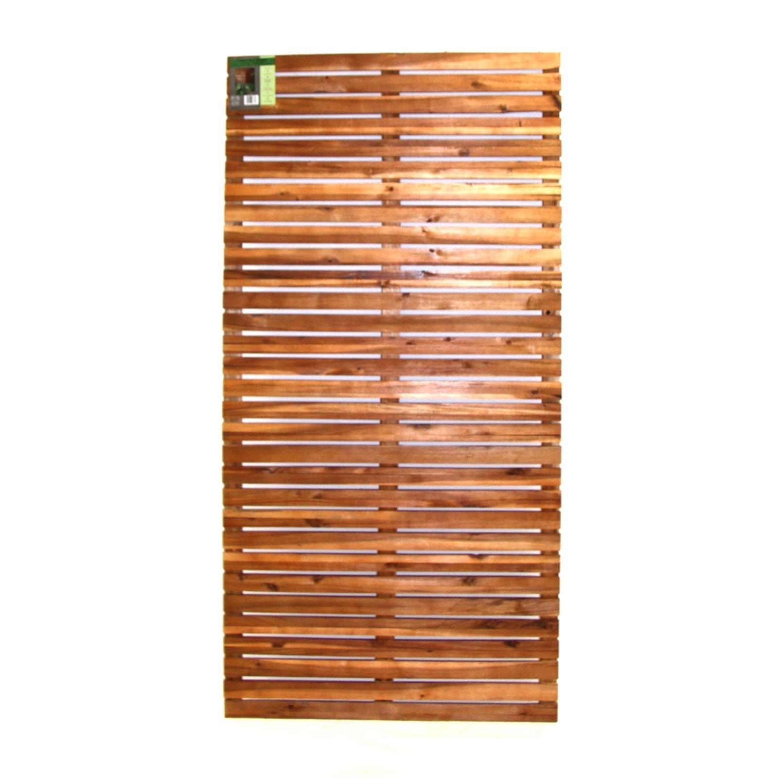 Lattice Makers 1800 X 900mm Timber Vertical Slat Screen