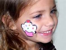 Cheek Face Painting Ideas - Bing Images