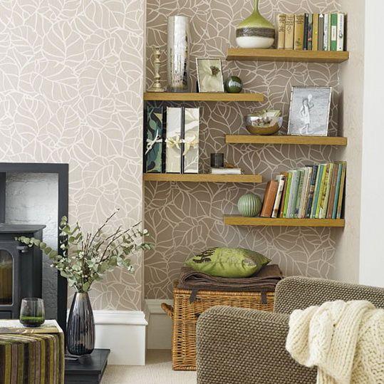 43+ Wall shelves for living room info