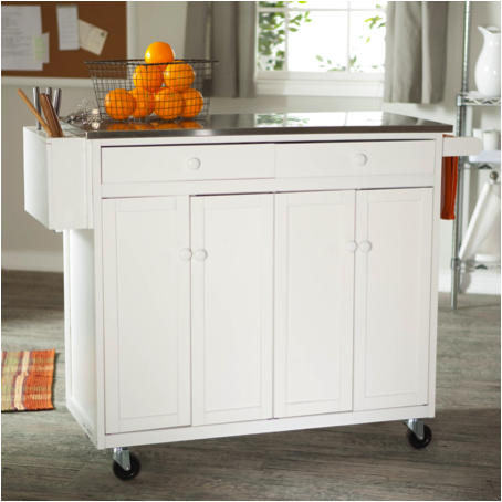 Moveable Kitchen Island Counter Make A Kitchen Island Work In Your Home Indesigns Com Portable Kitchen Island Moveable Kitchen Island Mobile Kitchen Island