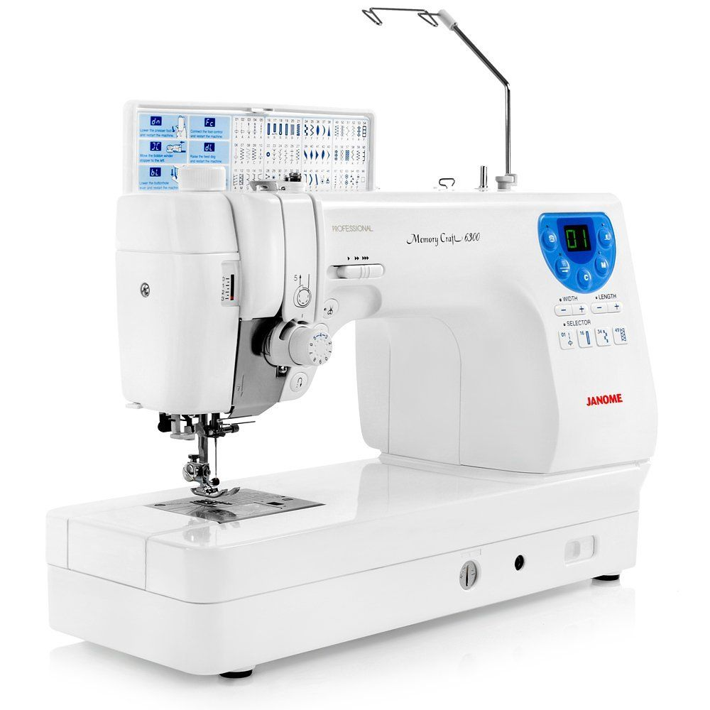 Are you looking for a sewing machine that can handle quilting too ...