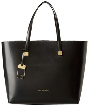 LAUREN Ralph Lauren - Fulham Tote (Black) - Bags and Luggage on shopstyle .com fb97d2582f36e