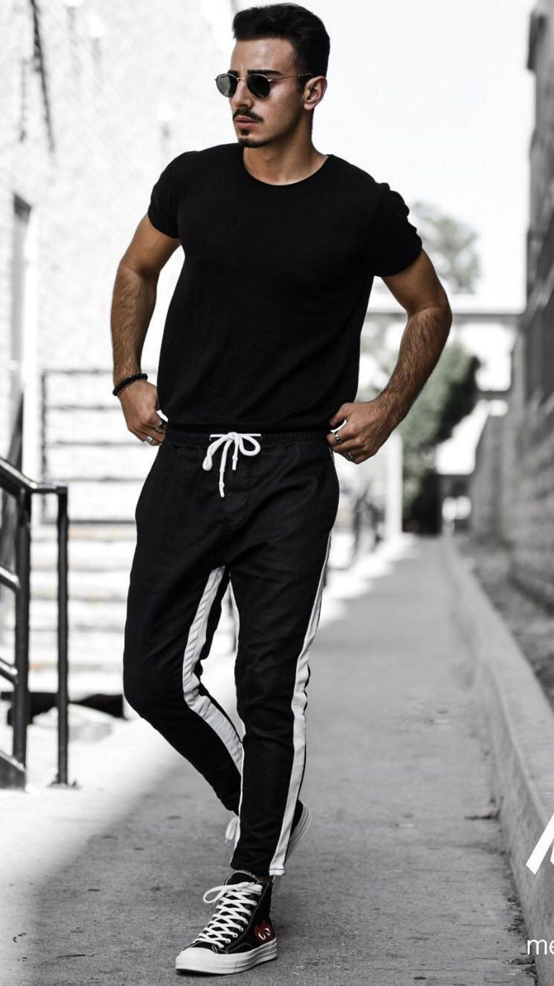 new product da38b 421b3 5 Joggers Outfits For Men  joggers  mens  fashion  street  style  athleisure
