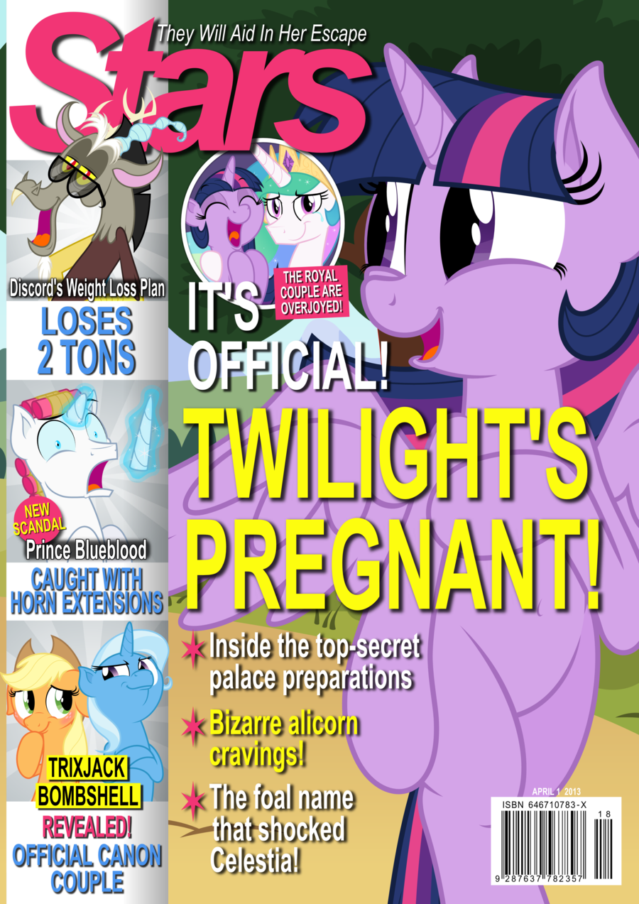 commission stars magazine cover by zutheskunk deviantart com on