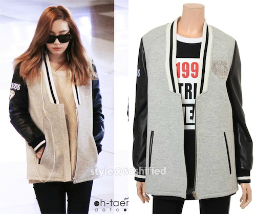 de90a57d18a8 Soshified Styling Taeyeon  Coming Step